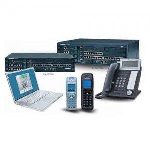מרכזיות תקשורת IP / היברידי