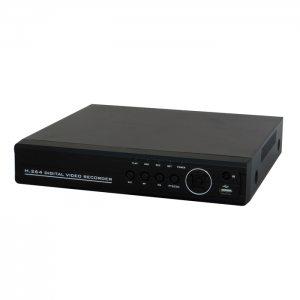 מערכת הקלטה 8 ערוצים HD